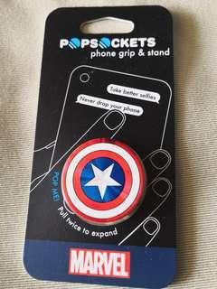 MARVEL Popsockets Captain America
