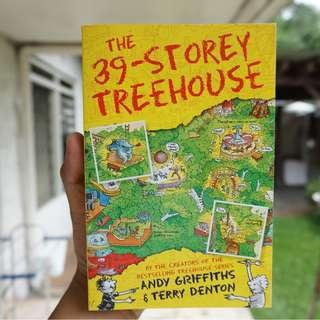 The 39-Storey Treehouse - Andy Griffiths & Terry Denton