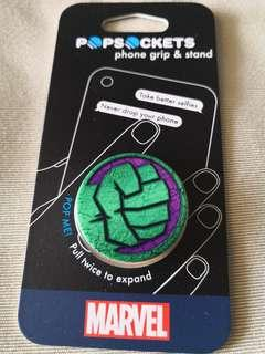 Marvel incredible Hulk Popsockets