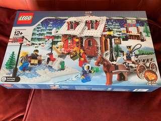 Lego 10216 winter Bakery