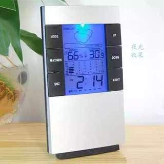 Hygrometer Weather forcast Thermometer for Home Use.