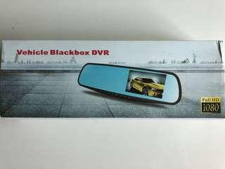 Car Rearview Mirror with Front Camera (HD 1080)