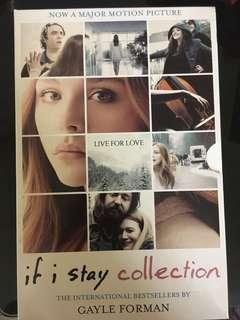If I Stay & Where She Went Collection