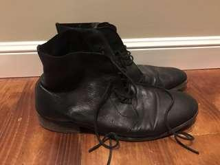 Men's Leather Casual Boots