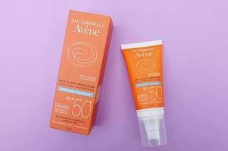 Avene Emulsion Sunscreen SPF 50