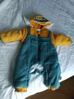 小雲造型服(90碼)1歲左右