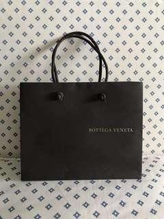 Bottega Veneta Paper Bag (Mandarin Oranges Carrier)
