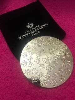 Marina De Bourbon Vintage Pocket Mirror