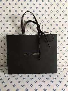 Bottega Veneta Paper Bag with Ribbon (Mandarin Oranges Carrier)