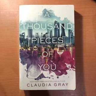 A thousand pieces of you ▪️ by Claudia Gray