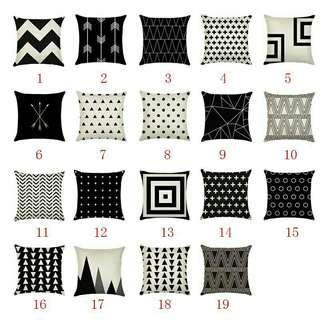 🔥Geometric Pattern Cushion Cover🔥