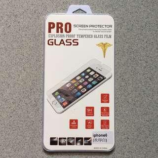 iPhone 6 iPhone 6S Tempered Glass Screen Protector