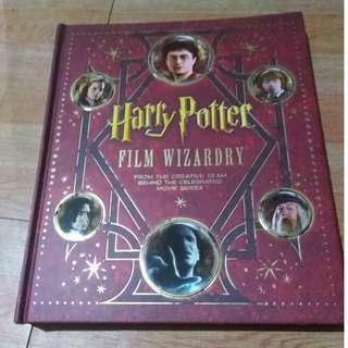 HARRY POTTER COFFEE TABLE BOOK