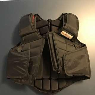 Smart Rider horse riding body protector age 6-8 years