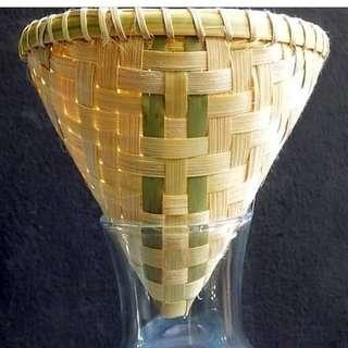 Pour over bambu v60