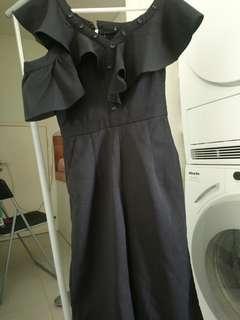 Mds black  jumpsuit
