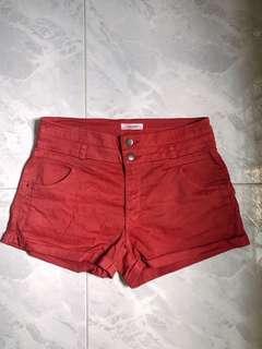 Pull&bear high waist shorts