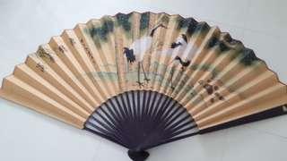 Chinese Painting Fan Art