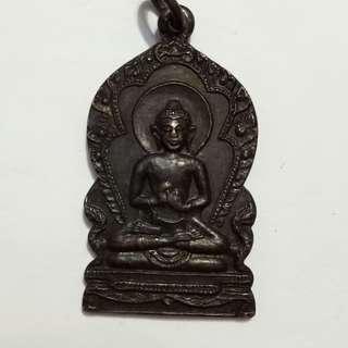 Old Thai Amulet BExxxx