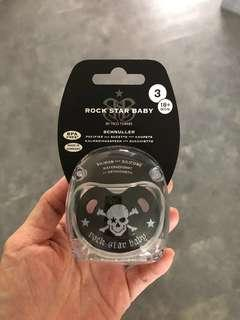 Rock Star Baby Pacifier