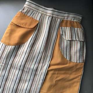 Cmyk skirt