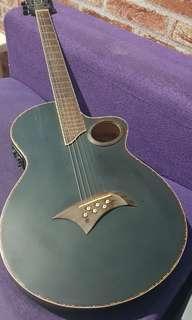 Gitar Gilmore G-02 akustik elektrik