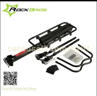 🚚 Bicycle rear rack for Food panda delivery