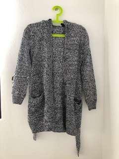 H&M Grey Outerwear