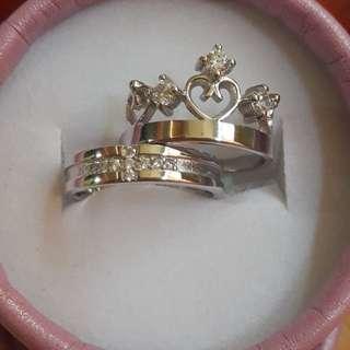 Prince and Princess Ring