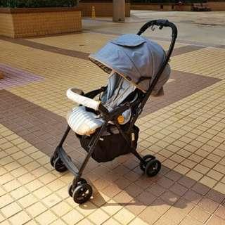 日本版Combi Mechacal Handy 2 輕量雙向嬰兒手推車 Baby Stroller Japanese version 4.2Kg