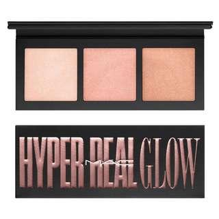 🌟INSTOCK🌟MAC Hyper Real Glow Palette - Flash+Awe