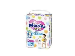 2包送到順便智能櫃,平均$105/包 ,Merries 花王尿片 大碼拉拉褲44片