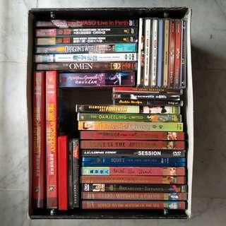 CLASSICS, DVD Collection, DVDs