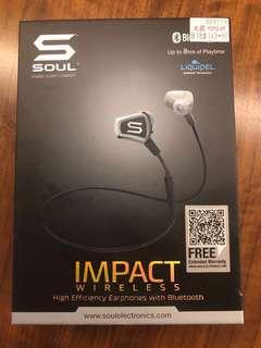 Soul Impact Wireless Bluetooth Earpiece