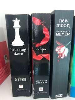 🚚 Twilight Series