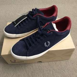 Fred Perry Howells Suede : UK6