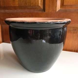 Medium pot outdoor H