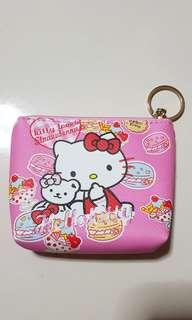 BN Coins Holder Pouch Hello Kitty