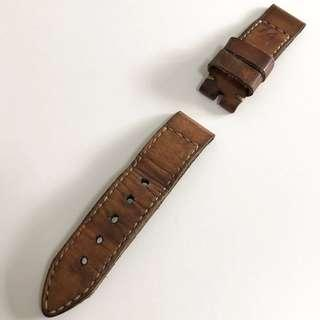 Gunny Leather Strap for Panerai