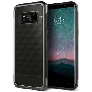 🚚 🍊CNY SALE🍊 Caseology Galaxy S8 Plus [Parallax] [Black]🍊