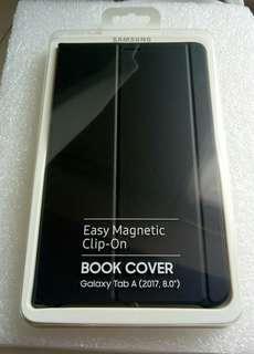 Samsung Original Flip Book Cover Galaxy Tab A 8.0 2017 T385