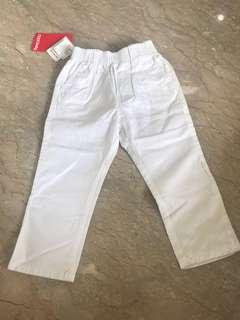 NEW COOLBABY white pants
