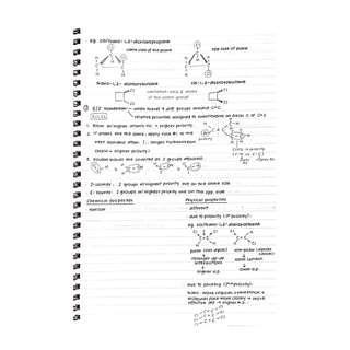 IB Chemistry handwritten notes (HL + SL)