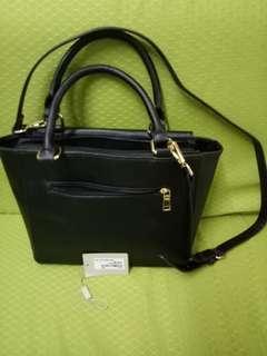 Celine Two Way Black Bag Authentic