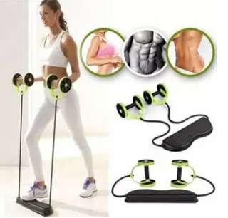 Arm force pull rope pedal pull rope leg puller sit up sit abdomen abdomen-intl