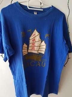 Macau shirt Large