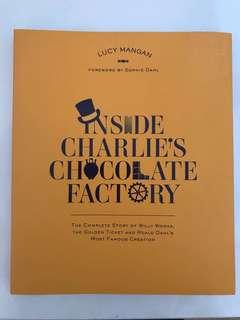 Inside Charlie's Chocolate Factory Brand New