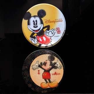 Disney 迪士尼小罐 metal can