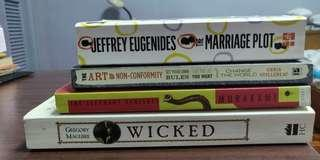 BOOK SALE Marriage Plot Wicked Elephant Vanishes