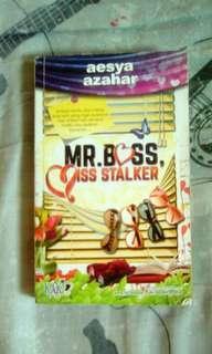 #SunwayPyramid Mr Boss Miss Stalker